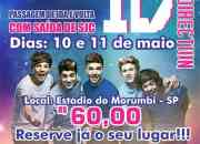 Excursão ONE DIRECTION SP.