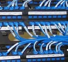 Elétrica, telefonia, rede lógica e infraestrutura