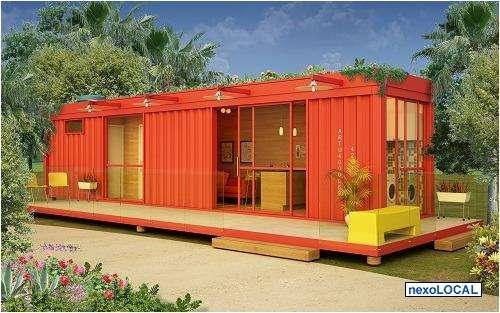 Container: habitacional ,comercial,obras e locação.