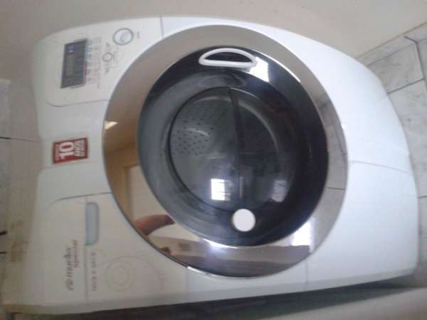 Maquina mueller. lava, centrifuga e seca