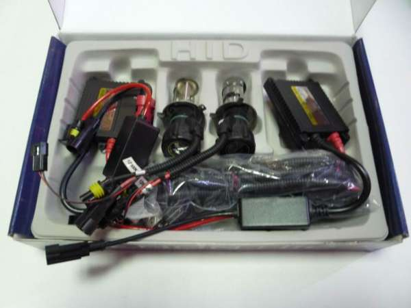 Luces de xenon hd ballas slim bi-xenon kit