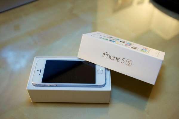 Apple iphone desbloqueado sim 5s ouro $ 400