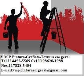 Pintor de parede residencial e comercial.