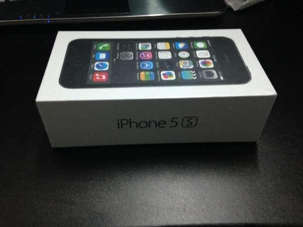 Apple iphone 5s - 64gb novo na caixa