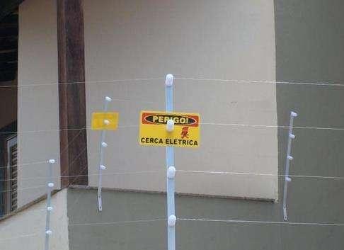 Cerca eletrica é com a facilita eletronicos f:32031725