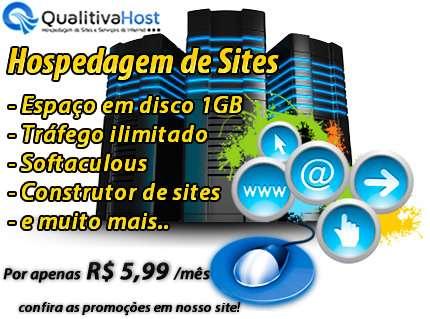 Qualitiva host - hospedagem de sites e serviços de internet