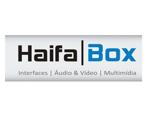 Equipamentos de áudio e vídeo