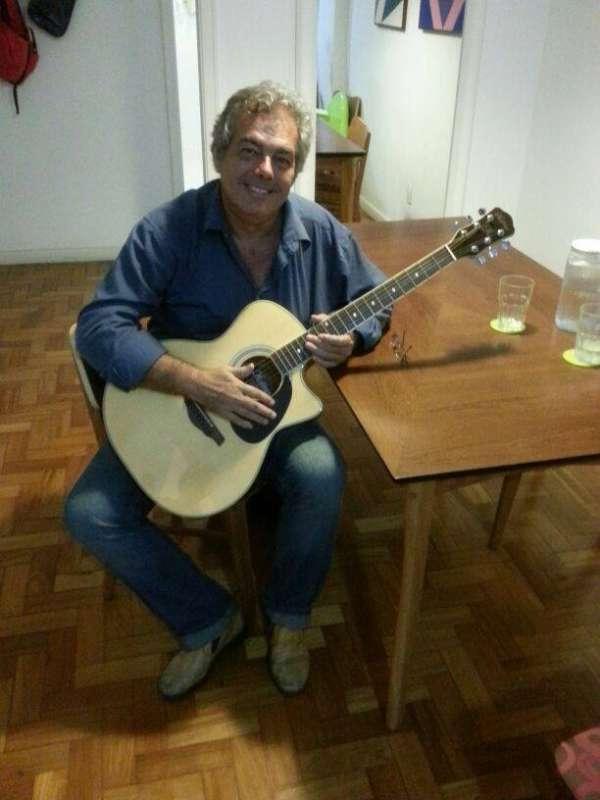 Curso com aulas particulares de violao/guitarra rj