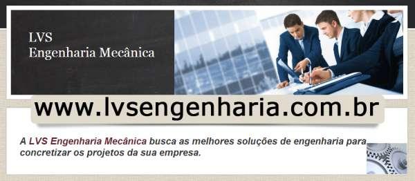 Escritório de projetos mecânicos | escritório de projetos mecânicos sp | lvs engenharia mecânica