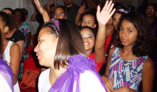 Igreja evangélica - cruzada mundial de missões - botafogo rj