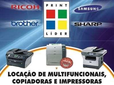 Aluguel, loca??o de copiadoras, impressoras, scanner e multifuncionais ( outsourcing )