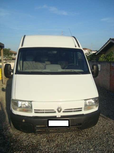 Van besta gs grand 3.0 16 lugares diesel linda 2000/2000