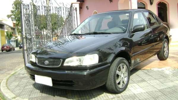 Corolla xei automático 2001 - o mais novo de santo andré