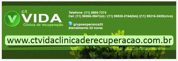 Clínica de recuperação   ct vida clínica de recuperação