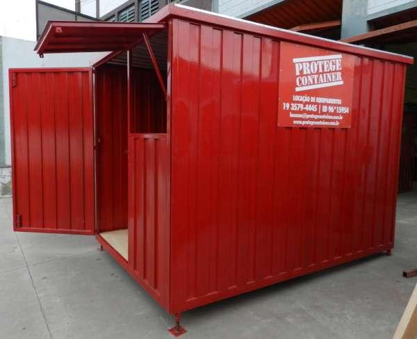 Locação/aluguel container armazenagem p/ campinas e região