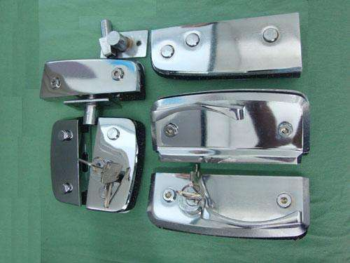 Fotos de Conserto de portas de vidro, molas e ferragens! seven tec 11 3459 0867 4