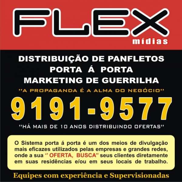 Panfletagem - curitiba e região metropolitana