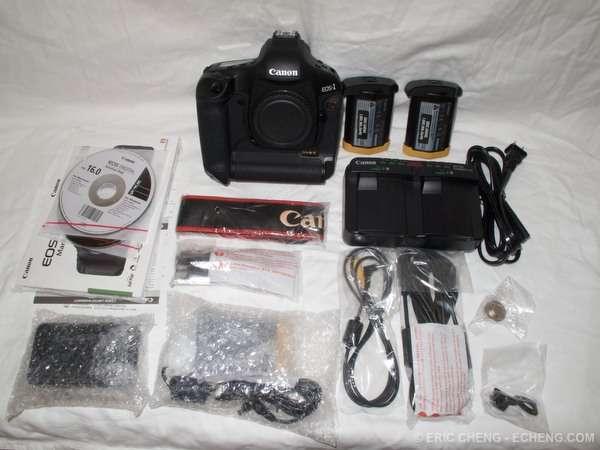 Canon eos 1ds mark iii 21.1 mp digital slr