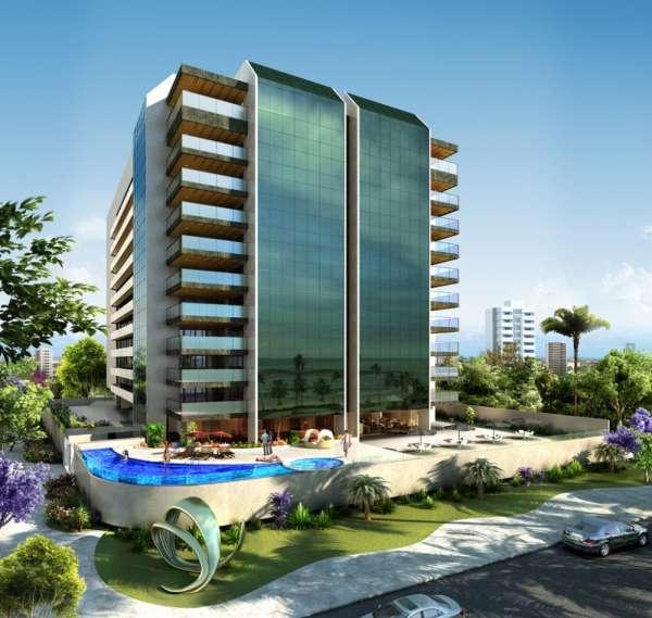 Apartamento com 4 quartos à beira mar da ponta verde