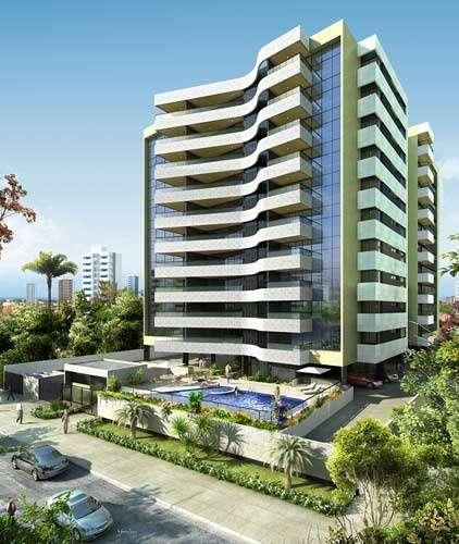 Apartamento em maceió, a 50 metros da praia de ponta verde