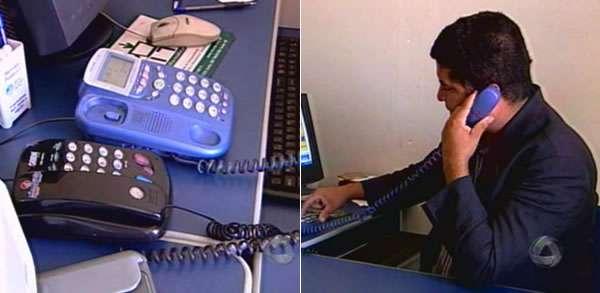 Assistência técnica central telefônica