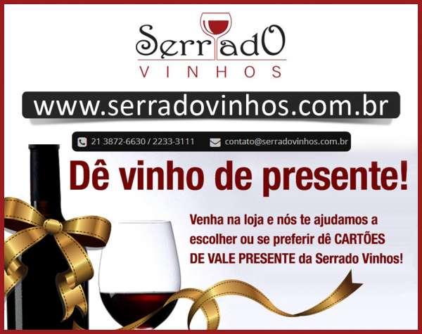 Comprar vinhos é na serrado vinhos | boutique de vinhos