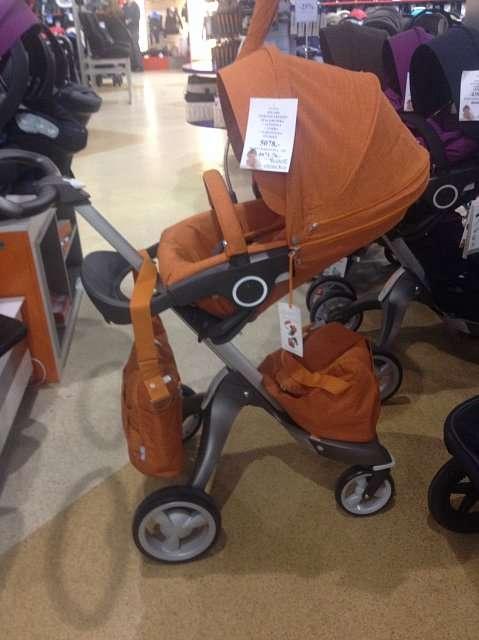 2014 stokke xplory v4 do carrinho de bebê completa