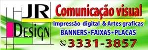 Jrdesign comunicação visual em geral
