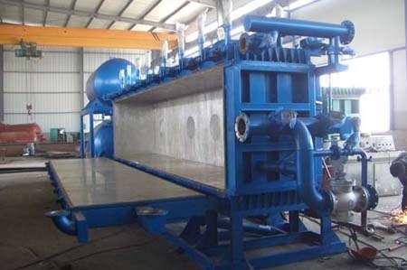 Maquinas fabricação de eps isopor.