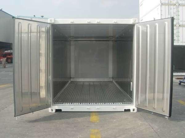 Container climatizado