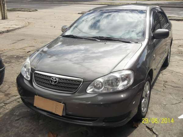 Toyota corolla xei 1.8 2006 mod 2007