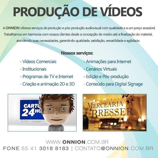 Onnion create ? produtora de vídeos e animação 3d