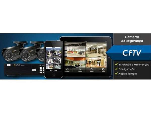 Curso instalação de câmeras(cftv)