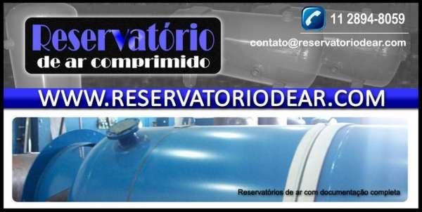 Reservatórios de ar comprimido | fábrica de reservatórios de ar comprimido