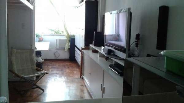 Copacabana posto 6. aluguel permanente. conjugado reformado e mobiliado com excelente localizaçao a metros de ipanema