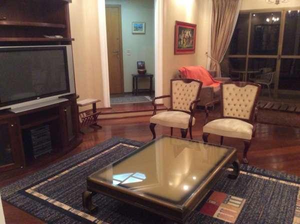Alugo apartamento mobiliado em moema