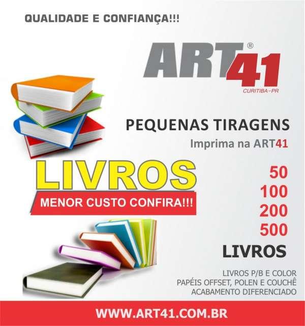 Impressão de livros | curitiba | pequenas tiragens