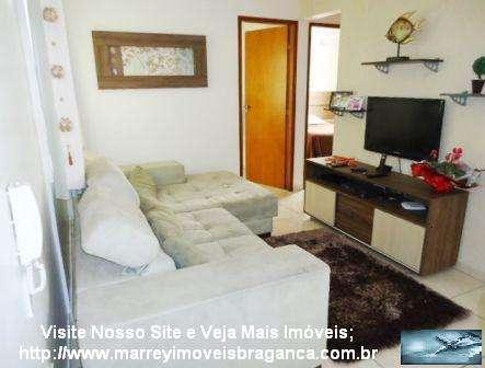 Vendo apartamento zona sul de bragança paulista, 2 dormitórios.