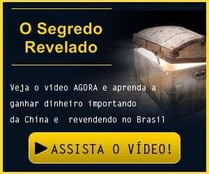 Aprenda como importar da china e revender no brasil.