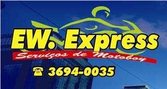 Ew express transportes - empresa de motoboy