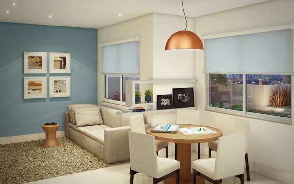 Fotos de Ref sab 1 apartamento no jardim sul são paulo 6