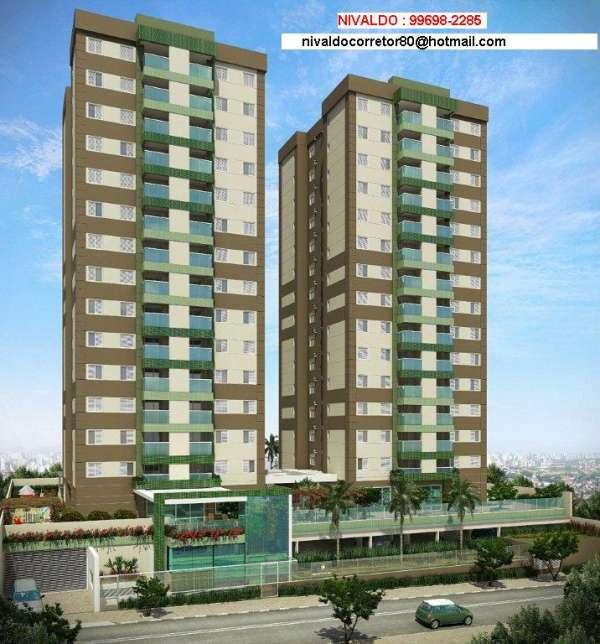 Apartamentos 2 dormitórios com 2 vagas