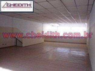Loja e sobre-loja aluga paraíso com 400 m² (11-3232.1250)