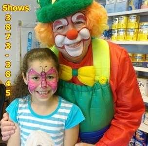 Animação e recreação infantil,show com palhaços,papai noel ligue 3873-3845
