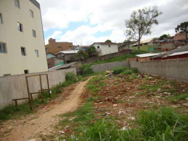 Terreno ótima localização jd.guarani colombo - pr.