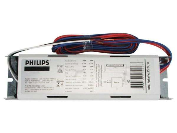 Reator 1x32 127v philips