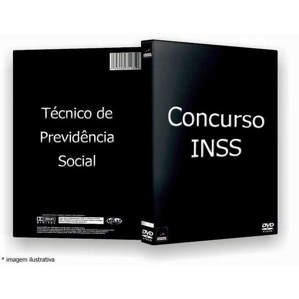 Inss técnico previdenciário