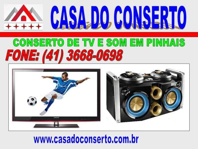 Conserto de tv em pinhais 3668.0698