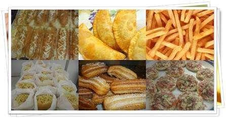 Barraquinha de batata frita em londrina