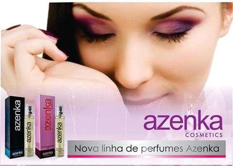 Venha conhecer - azenka cosmetics